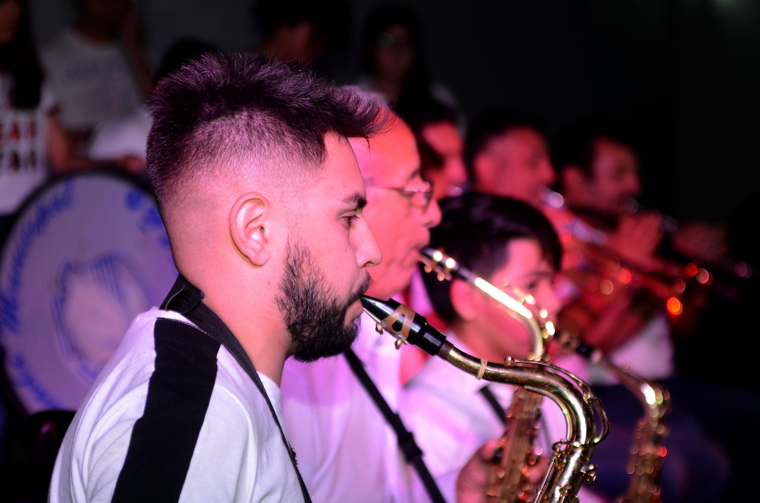 Escuela de Música banda municipal